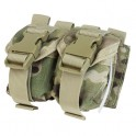 Double Frag Grenade Pouch - MultiCam