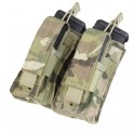 Double Kangaroo Mag Pouch - MultiCam