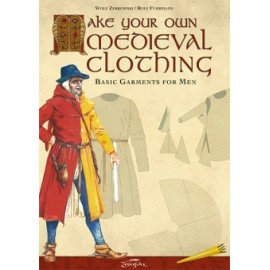 Medieval clothing - Basic garments for Men