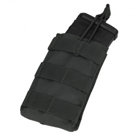 Open top M4 Pouch Black