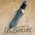 Throwing Knife w. Leather