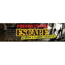Presentkort Zombie Escape