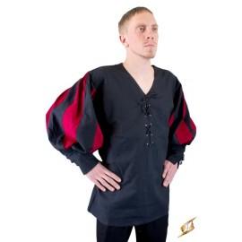 Landsknecht, dark red/black endast XL