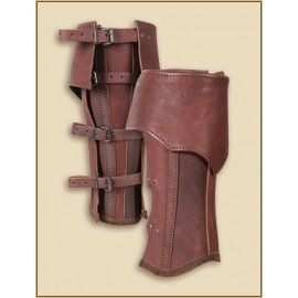 Boot Top Randulf big brown