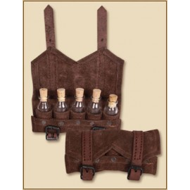 Friedhelm potions pouch brown