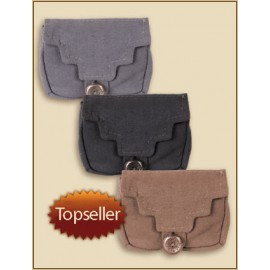 Borchard belt bag grey small