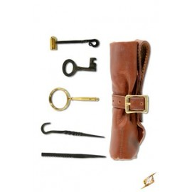 Thieves Tools Brown leather