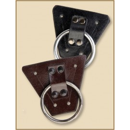 Tristan Ring holder brown