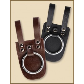Urban ring holder brown