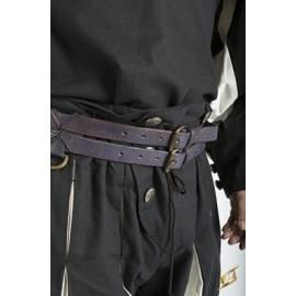 Twin Belt - Blue - 120cm