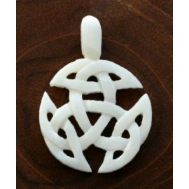 Triskelion from Bones
