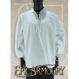 Fencing Shirt - White M