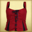 Lea corsage red XL