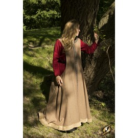 Celtic Dress - Brown S