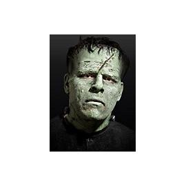 Scary Skin Green