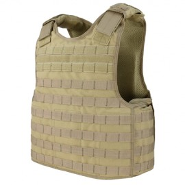 Defender Plate Carrier Tan