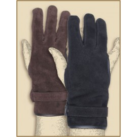Robin archers glove Left Brown