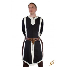 Basic Tabard - Dark red - XXL