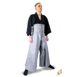 Samurai Pants - Red/Black - Medium/Large