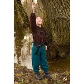 Pants Proudfoot - Azure Green - 6-8 yr