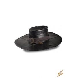 Witch Hunter Hat - Black - S