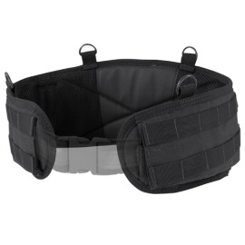 Battle Belt Black Medium