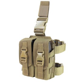 Drop Leg M4 Mag Pouch Tan