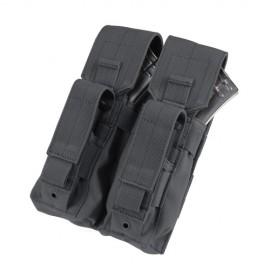 Double AK Kangaroo Mag Pouch Black