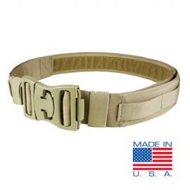 Universal Pistol Belt Tan S/M