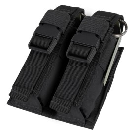 Double Flash Bang Pouch Black
