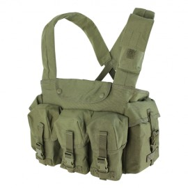 7 Pocket Chest Rig OD