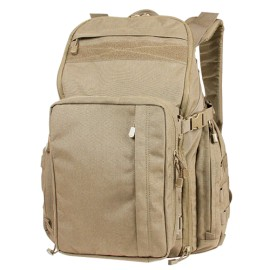 Bison Backpack Tan