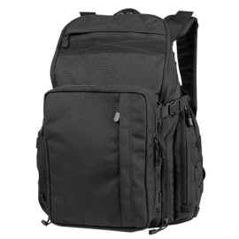 Bison Backpack Black