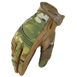 Tactician Tactile Gloves Tan Multicam 9 Medium
