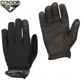 HK228 Shooter Glove Black