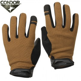 HK228 Shooter Glove Tan 8 Small