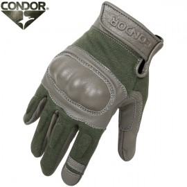 HK221 Nomex Tactical Glove Sage 9 Medium