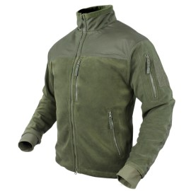 ALPHA Micro Fleece Jacket OD Small