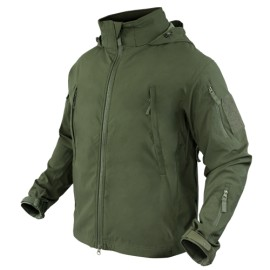 SUMMIT Zero Lightweight Soft Shell Jacket OD XLarge