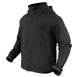 SUMMIT Zero Lightweight Soft Shell Jacket BK Large