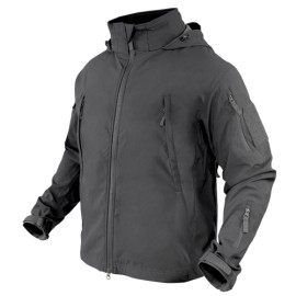 SUMMIT Zero Lightweight Soft Shell Jacket Graphite Medium