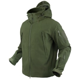 SUMMIT Soft Shell Jacket OD Small