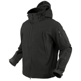 SUMMIT Soft Shell Jacket BK Small