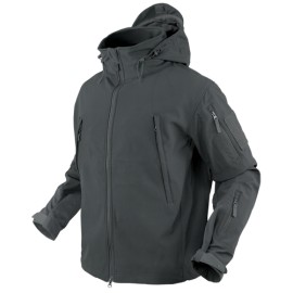 SUMMIT Soft Shell Jacket Graphite Large