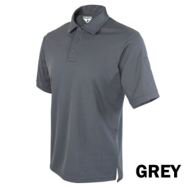 Performance Tactical Polo Graphite Large