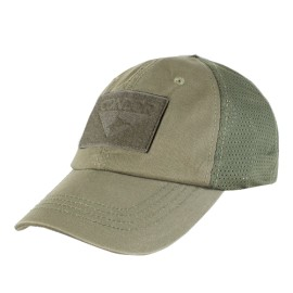 Mesh Tactical Cap OD