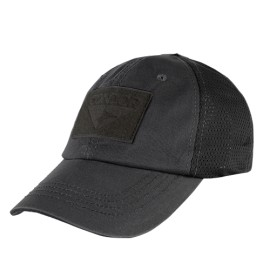 Mesh Tactical Cap BK