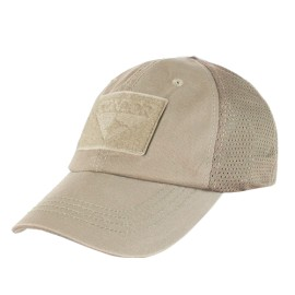 Mesh Tactical Cap Tan