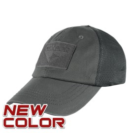 Mesh Tactical Cap Graphite
