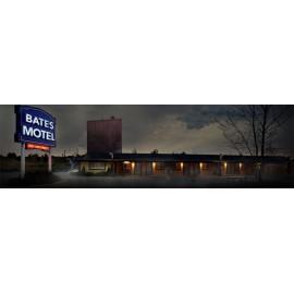 Säng i Bates Motel fredag och lördag